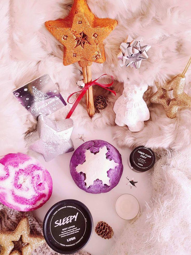 Lush Haul: Christmas Collection 2017