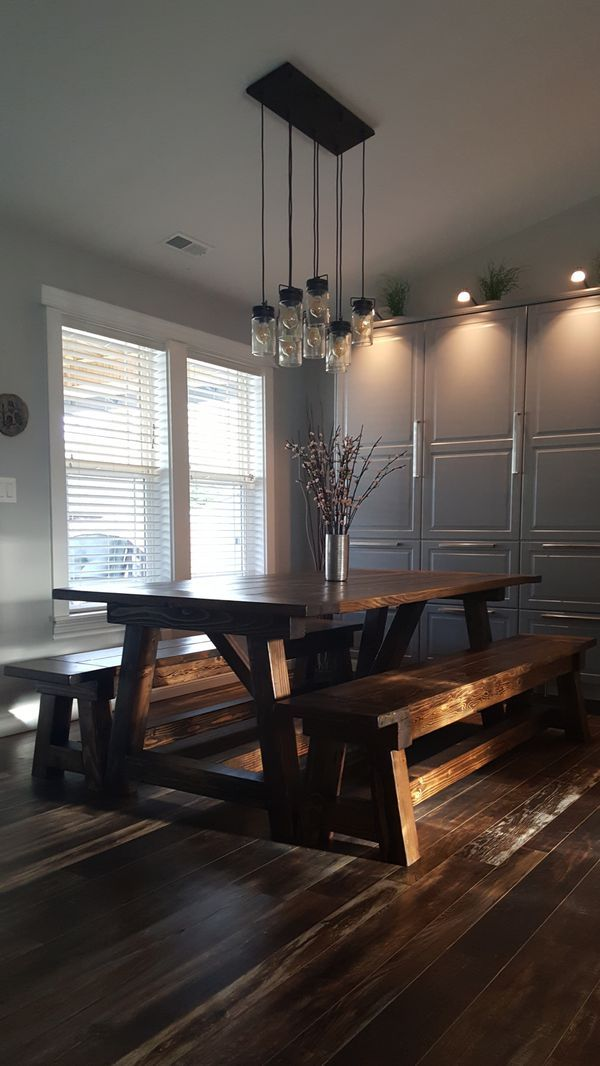 Farmhouse Table (Furniture) in Puyallup, WA - OfferUp
