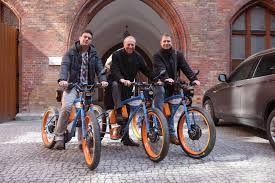 3 PG E Bikes