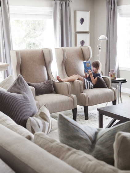 Decorate With Intention: Love Your Kids and Keep Your Style | Don't resign your home to kiddie characters and endless vinyl. New options let you design for high style and real life