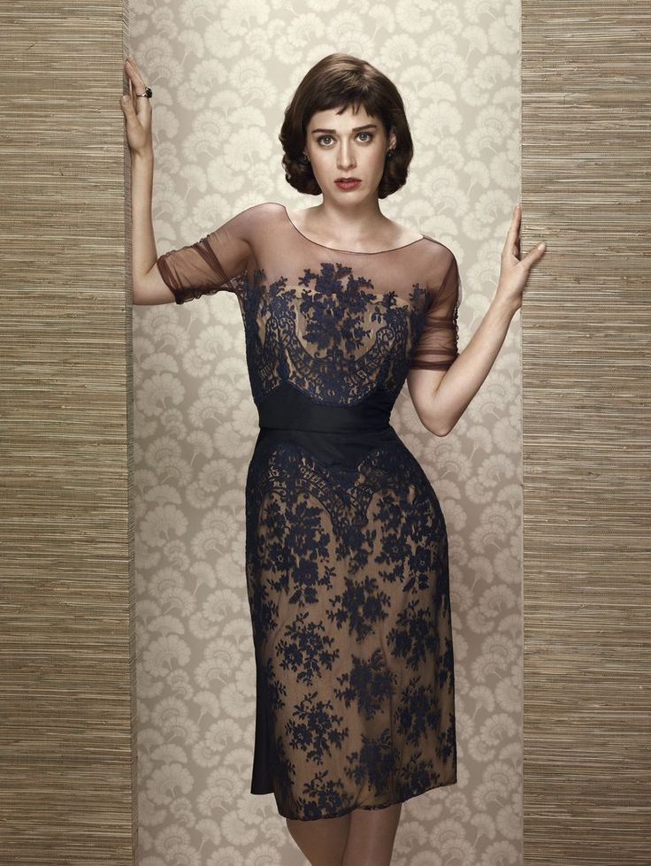 Lizzy Caplan, photographed by Erwin Olaf