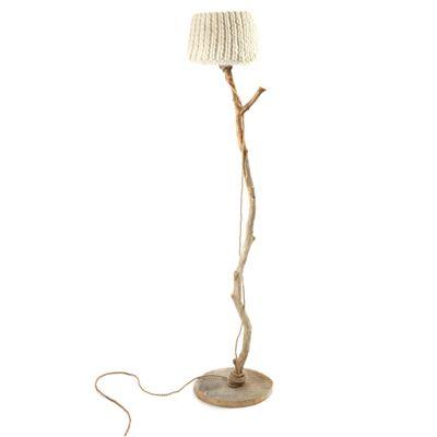 Wat een prachtige natuurlijke lamp - perfect voor in mijn huis.
