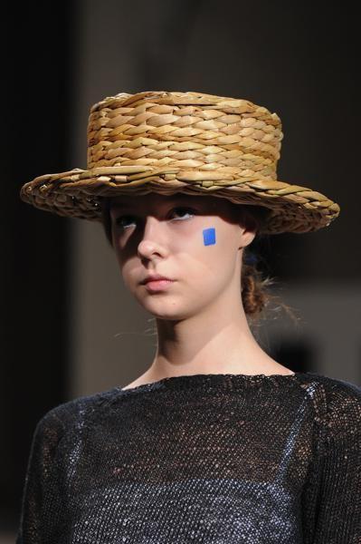 cappello moda primavera estate 2016 Daniela Gregis hts S16 002