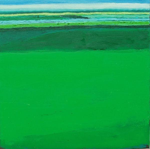 Patrick Grieve - Farmland, coastal series 53 (light)