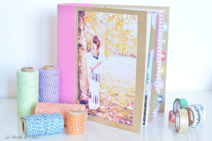 DIY : mon journal de grossesse - La Mariée en Colère Blog Mariage, grossesse…