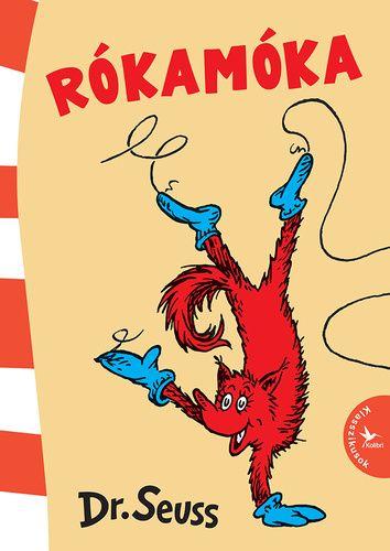 [0%/0] A Kalapos Macska, a Ha lenne egy cirkuszom, a Zöld sonkás tojás és a Kell egy kedvenc után újabb kötettel bővül a Dr. Seuss-életműsorozat. Dr. Seuss a gyerekirodalom egyik legnépszerűbb alakja, a Rókamóka pedig az egyik legnehezebben fordítható szójátékos meséje. A vidám történetben a világhírű zoknis róka az őrületbe kergeti Bodrit azzal, hogy különféle nyelvtörőkre szeretné megtanítani. Pörögnek az r-rek, susognak az s-ek, csattognak a t-k… A nyelvtörés és a jókedv garantált!