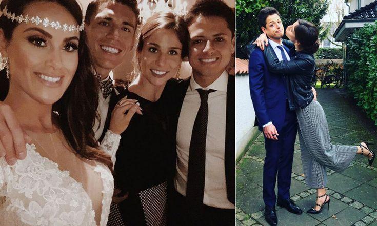 Lucía Villalón y 'Chicharito' se van de boda, ¿para cuándo la suya?