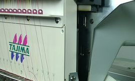TheEmbroideryWarehouse wants your used Tajima embroidery machine www.TheEmbroideryWarehouse.com