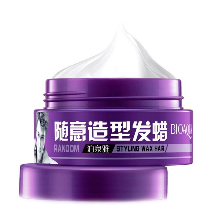 1pc long professional lasting hair wax men styling tools casual pomade fluffy clay modeling stereotypes ETS88 #>=#>=#>=#>=#> Click on the pin to check out discount price, color, size, shipping, etc. Save and like it!
