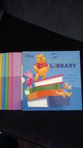 """Picture of My First """"Winnie The Pooh Library"""""""
