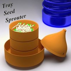 Tray Seed Sprouter