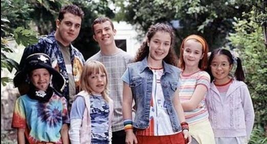 The Story of Tracy Beaker cast
