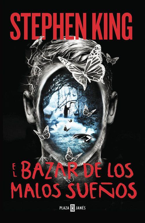 """""""El bazar de los malos sueños"""", de Stephen King. Directo desde la mente de Stephen King, el que te roba el sueño y te asusta de verdad. Una colección 20 relatos magníficos, inquietantes, emocionantes... Un preciado regalo del autor a sus lectores."""