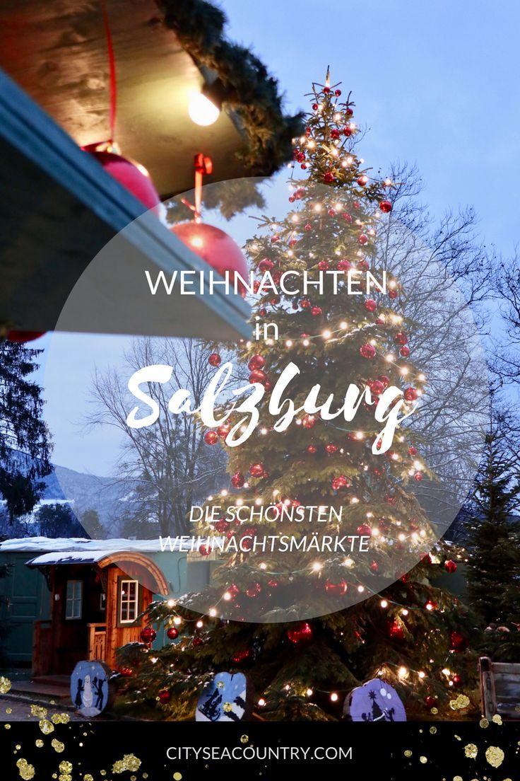 Schloss Hellbrunn Weihnachtsmarkt.Die Schönsten Weihnachtsmärkte In Salzburg österreich Salzburger