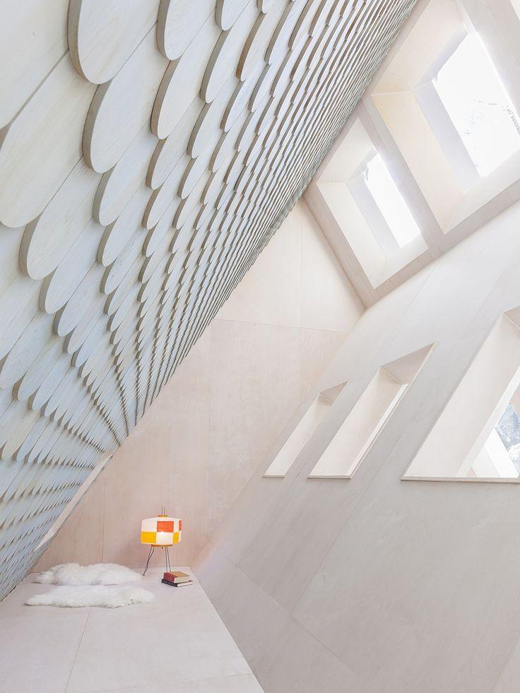 Maison Trompe-L'Oeil sur www.milkdecoration.com