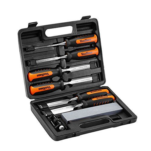 Read our best wood chisels set breakdown, top suggestion, other recommendations, as well as what to pay attention to when purchasing a wood chisel set.