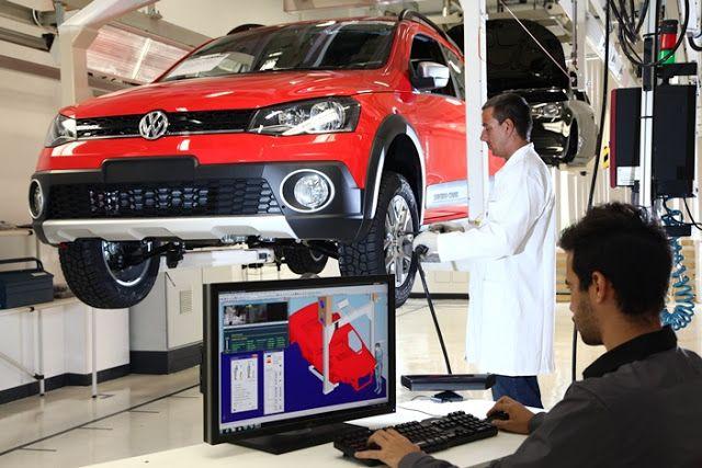 RBU: Volkswagen do Brasil usa tecnologia de videogame e...