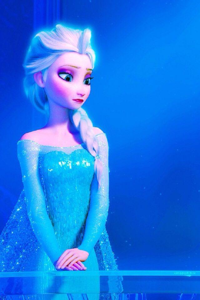 Frozen Elsa IPhone 5 Wallpaper