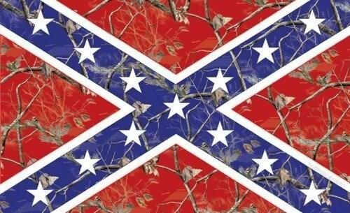 Rebel Flag Camoflauge! :)
