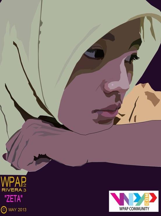 WPAP done, software: inkscape, model: @zeta_Aracy , editor: @Ryan23__