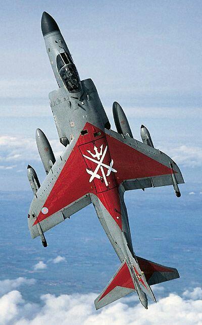 Sea Harrier GMK I.