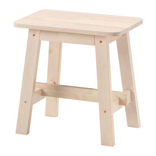 NORRÅKER Pall IKEA Tålig och slitstark; uppfyller kraven för bruk i offentlig miljö.