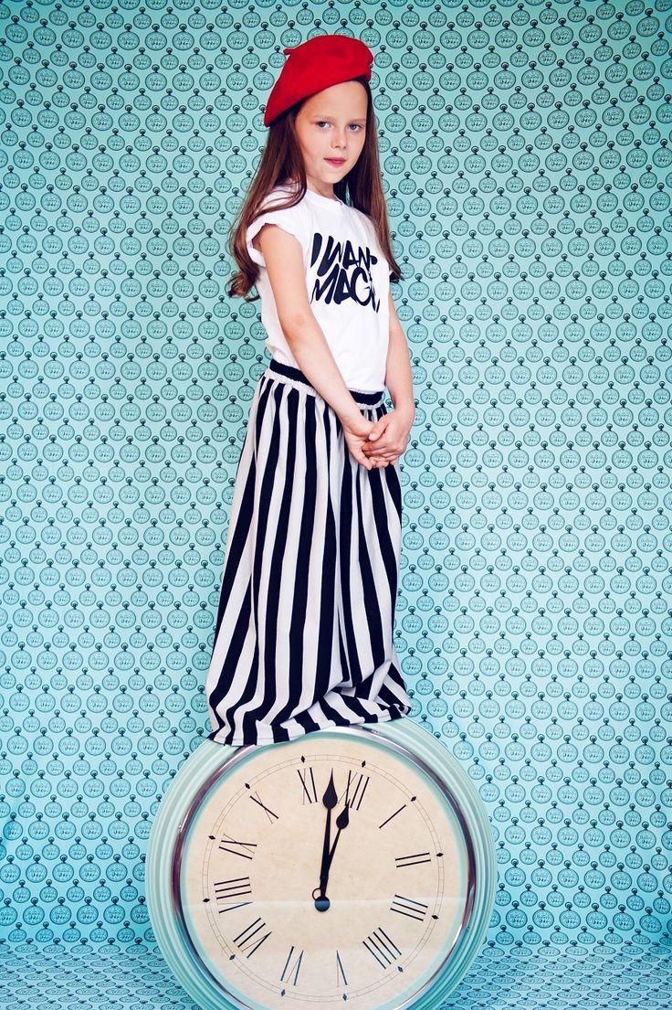M A G I C S T R I P E S ! t-shirt: 79 pln skirt: 119 pln