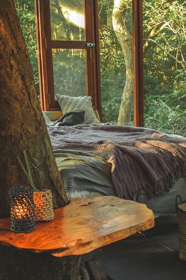 20 Bedroom Designs for a NATURE LOVER   Elcune   Room ...
