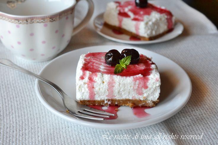 torta fredda veloce,torta fredda senza colla di pesce,torta fredda con ricotta,torta fredda con mascarpone,torta fredda facile,le ricette di tina