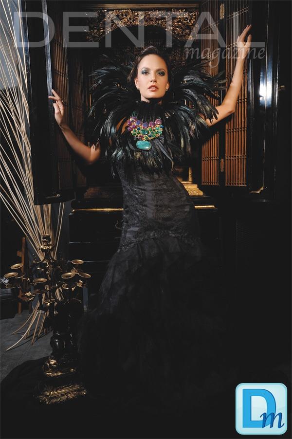 Juliana Galvis revista Dental magazine febrero 2013