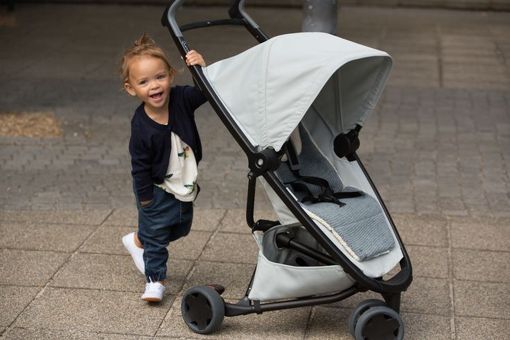 Quinny Zapp Xpress – All grey #quinny #walkyourway #zappx #zappxpress #grey #stroller #buggy #city #compact