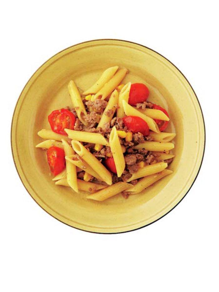 子どもも大好き、マーガリンとしょうゆの風味。|『ELLE a table』はおしゃれで簡単なレシピが満載!