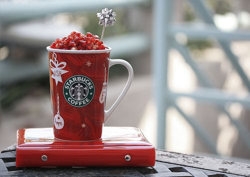 Starbucks Christmas cups…finally that time of year!
