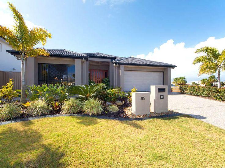Photo of a concrete house exterior from real Australian home - House Facade photo 127516