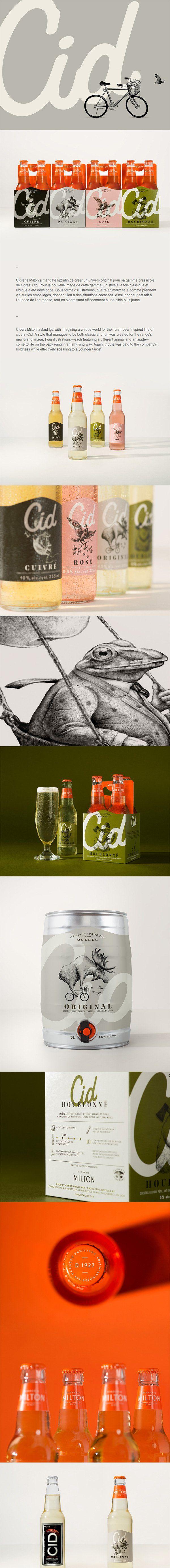 Cid Bottle Packaging