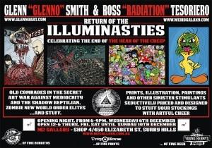 @Glenno and @Ross Radiation Exhibition