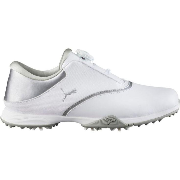 Puma Women's Blaze Disc Golf Shoes, White