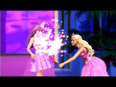 Barbie A Princesa e a Pop Star Dublado em Português ♥ BARBIE THE PRINCES...