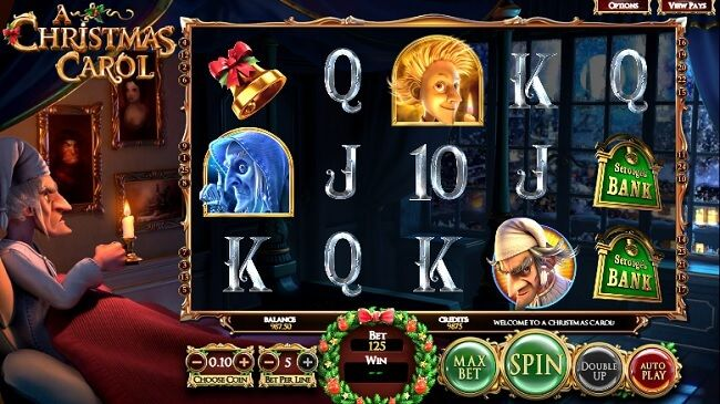 Claim Your 25 Free Spins On A Christmas Carol Slot With No Deposit Required At Play Slots 4 Real Money. Get The Best US Online Casino Bonuses.