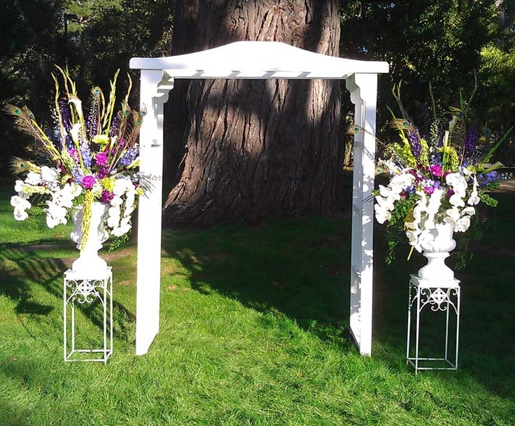 Chic Event Rentals Cape Winds Arch