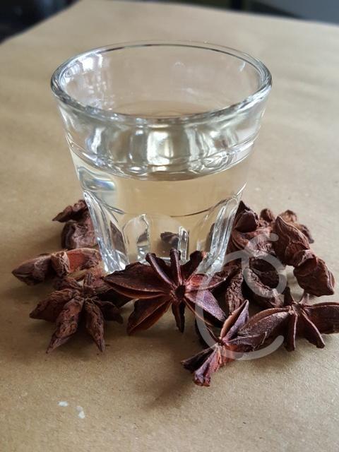 liquore Sassolino fatto in casa