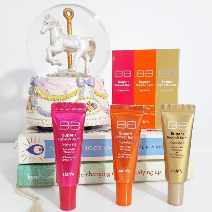 Skin79 BB Creams 😍😍