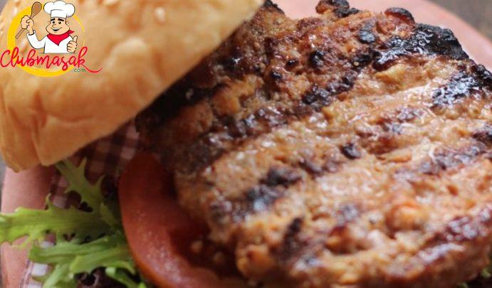 Resep Daging Burger Club Masak