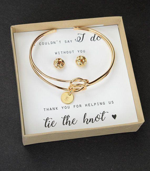 Personalized Jewelry Gift Initial Bracelet Monogram Bridesmaid Etsy Bridesmaid Bracelet Gift Bridesmaid Necklace Gift Monogrammed Bridesmaid