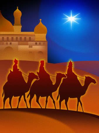 Magi - Three Wise Men! …