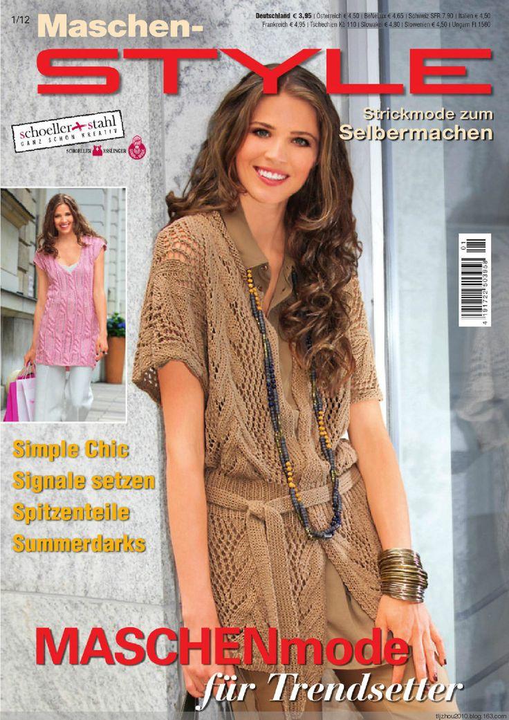 Maschen Style No1 2012 - 紫苏 - 紫苏的博客