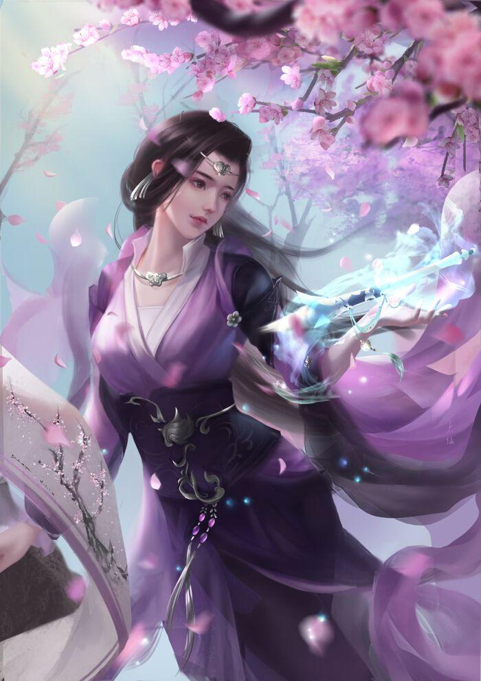 Fantasy Art World Anime Art Fantasy Fantasy Girl Beautiful Fantasy Art