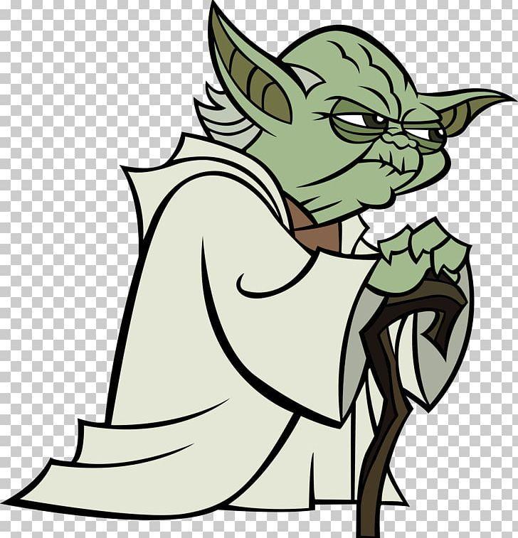 Star Wars The Clone Wars Yoda Mace Windu Anakin Skywalker Png Animated Cartoon Carnivoran Cartoon Cat Like Mammal Star Wars Art Clone Wars Star Wars Yoda