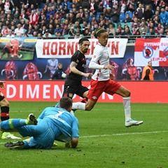 Bundesliga - Matchday 28 - RB Leipzig vs Bayer 04 Leverkusen