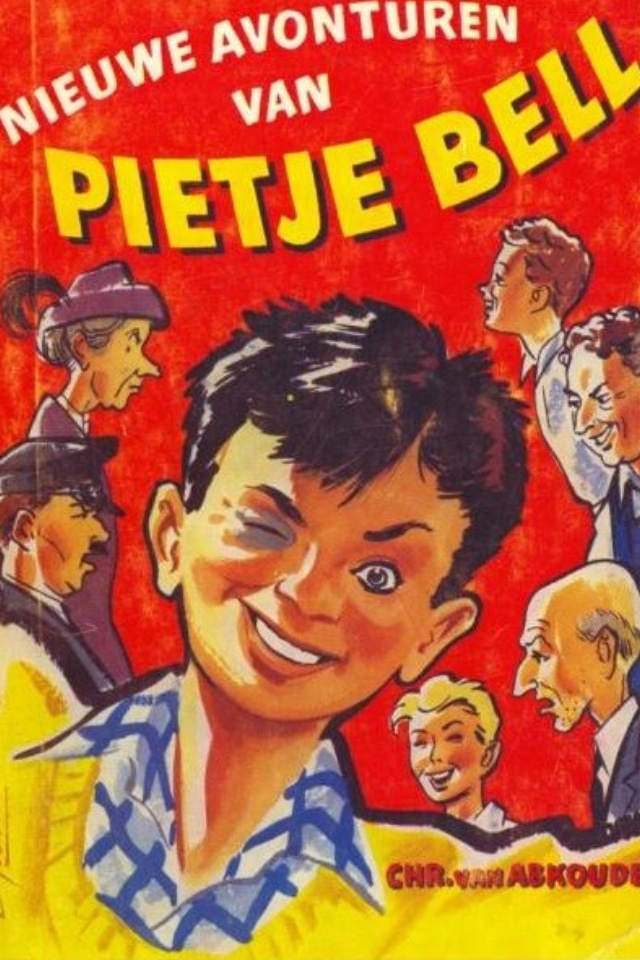 Pietje Bel, mijn broer had de hele serie. Smullen!